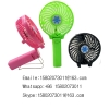 New Rechargeable Portable Outdoor Mini USB hand Fan