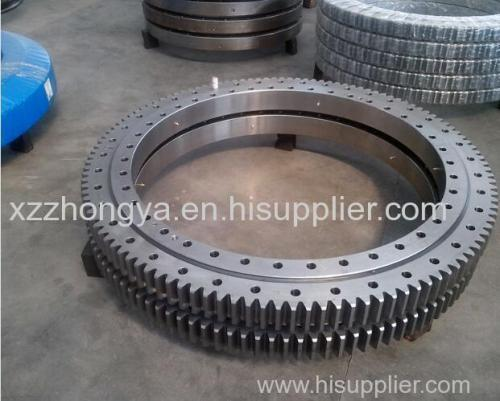 China high quality slewing ring for crane excavator