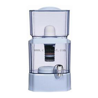 Squared Mineral Water Purifier Pot