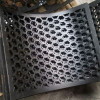 Perforated sheet 8mm thickness for mining vibrating screen wire mesh