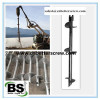 Construction Steel Round lead helical screw anchors