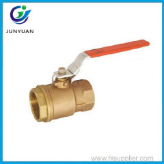 "Bronze Ball Valve With Locking Handle Model:Q1501/4""-4"" ISO9001:2000NSF/ANSI372CEEN331"