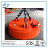 Circular Type DC Lifting Electromagnet for Lifting Ingots