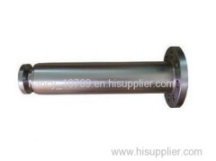 Oil drilling mud pump extension rod