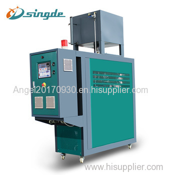 Low noise Long life Electric Oil heater mold temperature controller/thermal oil heater for plastic injection machine