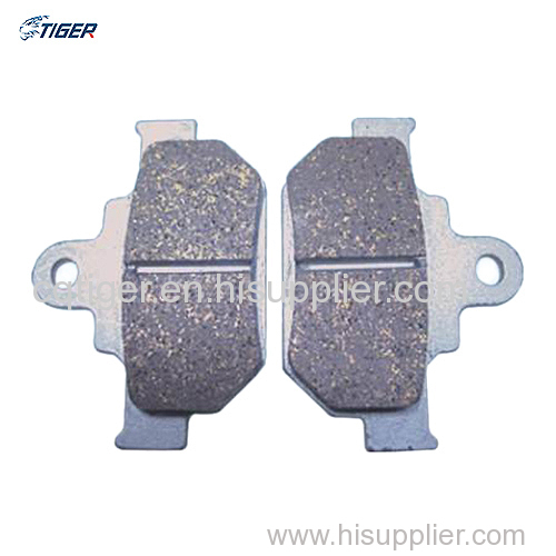 Motorcycle Disk Brake Pad Factory and OEM