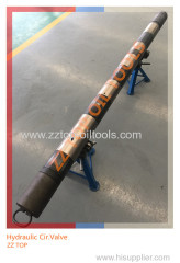 "5"" x 15000 psi Hydraulic Circulating Valve for drill stem testing operation"