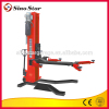 Single post car lift/ moible one car hoist /car lifting system