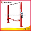 2 post car lift/used car lift l-2-45d/ce china smart used scissor car lift for sale