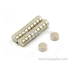 N35 Sintered NdFeB Strong Magnet Round/Disc/Disk 8mm x 2mm