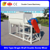 horizontal animal poultry cattle livestock feed mixer poultry chicken animal cow feed mixing machine for sale poultry fe