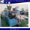 plastic pvc pipe production extrusion line