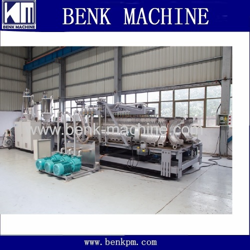 High Speed Extrusion Line for PE/PP Double Wall Corrugated Pipe