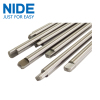 Customized linear motion ball bearing shaft rod