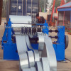 Steel slitting roll forming machine