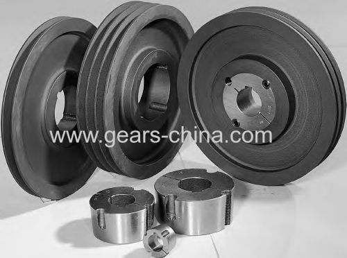 china manufacturer taper pulleys