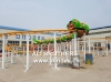 Kids Amusement Track Rides Cheap Roller Coaster Sliding Dragon Train Ride For Sale