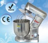 10 liter stand planetary food mixer with stainless shell for cake