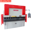 100T2500 manual bending machine steel plate
