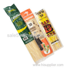Estick high quality bamboo skewer for BBQ