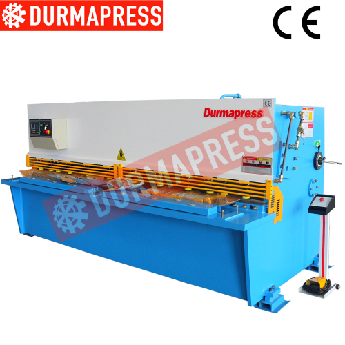 QC12Y 6x3200 sheet metal shearing machine steel plate machine price