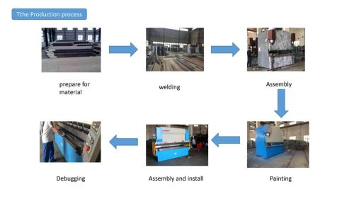160T3200 used steel bending machine with esa system for sale