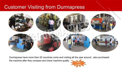 China 6*3200 plate hydraulic shearing machine with certificate