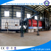 Hot air dryer sludge dryer low tem for ETP sludge disposal