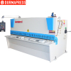 Hydraulic swing beam cnc shearing machine for sale