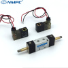 double action air solenoid pneumatic door pump valve