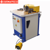New condition adjustable hydraulic angle cutting 6mm notching machine