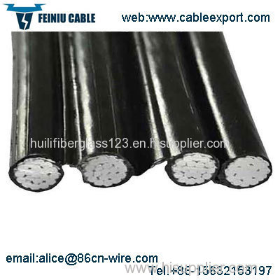 ABC Aerial Bunched Twisted Pair Cable