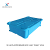 New design durable plastic bread box