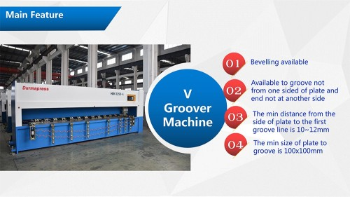CNC Slotting Machines for Aluminum Composite Panel Grooving Machine