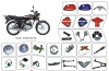 SUZUKI AX100 Motorcycle Parts