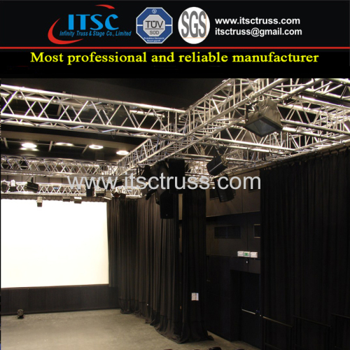 Indoor LED Screen Truss Rigging Frame System