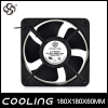 18060 AC 220V 180mm Axial Stove Laptop Cooling Fan