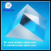 Optical Glass Right Angle Prism Aluminum Mirro Coated