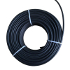 2.5mm2 DC 1500V single core PV wire solar cable for photovoltaic power systems with TUV EN50618 Approved.