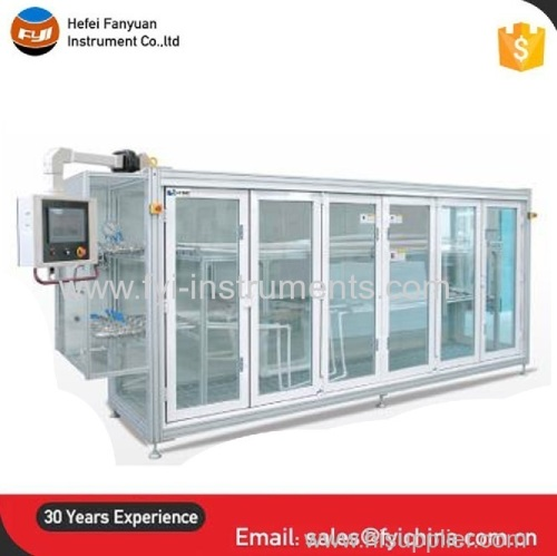 Plastic Pipe Thermal Cycling Tester