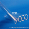 High temperature glass tubes Fused silica quartz glass infrared heating tube