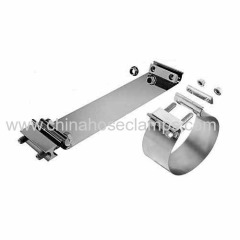 3 Inch Truck Exhaust Pipe Band Clamp