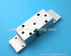Aluminium automatci machine hand parts