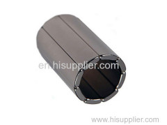 Arc Shape Motor NdFeB Magnet For Driven Generator