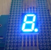 Stable performance ultra blue 0.56inch single digit common anode surface mount led display for home appliance
