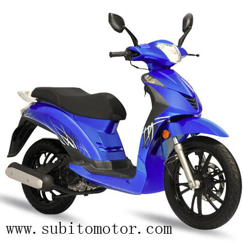 Scooter 125cc motorcycle 4t Gas Scooters Euro 4 motos