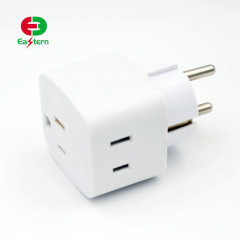 High Quality USA to EU Plug Adapter