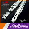37mm Full extension drawer slide