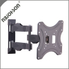 "Super Slim Tilting Swivel LED TV Mounts 17""-37"" Screen Rotate ±3°"