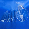 Both ends open quartz glass tube clear quartz tube